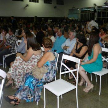 24/02 - FORMANDOS DA FATEP RECEBERAM DIPLOMAS EM SESSÃO SOLENE - FOTO 1