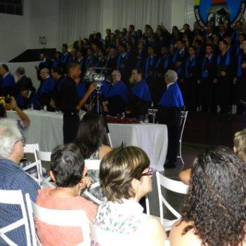 24/02 - FORMANDOS DA FATEP RECEBERAM DIPLOMAS EM SESSÃO SOLENE - FOTO 7
