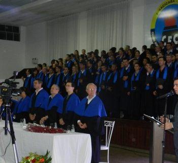 24/02 - FORMANDOS DA FATEP RECEBERAM DIPLOMAS EM SESSÃO SOLENE - FOTO 8