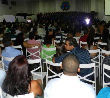 24/02 - FORMANDOS DA FATEP RECEBERAM DIPLOMAS EM SESSÃO SOLENE - FOTO 9