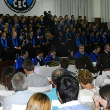 24/02 - FORMANDOS DA FATEP RECEBERAM DIPLOMAS EM SESSÃO SOLENE - FOTO 10