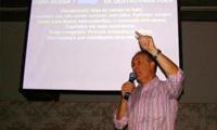 04/01 – Professor da FATEP faz palestra para profissionais da rede municipal de ensino