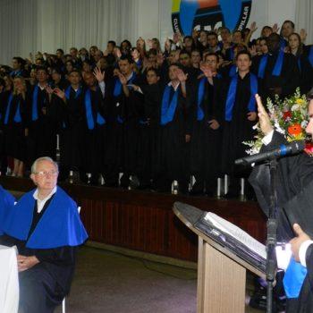 24/02 - FORMANDOS DA FATEP RECEBERAM DIPLOMAS EM SESSÃO SOLENE - FOTO 16