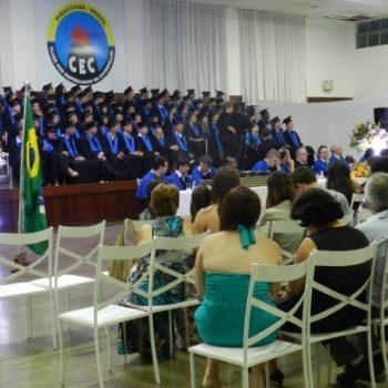 24/02 - FORMANDOS DA FATEP RECEBERAM DIPLOMAS EM SESSÃO SOLENE - FOTO 19