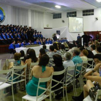 24/02 - FORMANDOS DA FATEP RECEBERAM DIPLOMAS EM SESSÃO SOLENE - FOTO 20