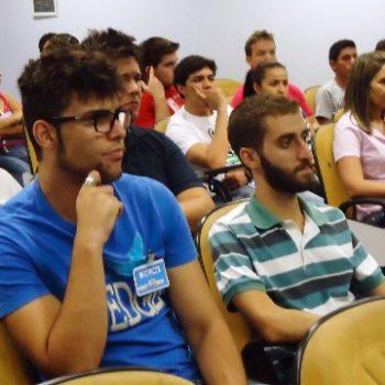 06/03/2014 - ALUNOS DE ENGENHARIA DE PRODUÇÃO VISITAM A DELPHI  - FOTO 9
