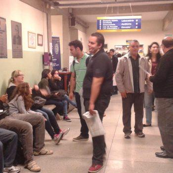 11/06/2015 - FATEP PARTICIPA DE FEIRA DE PROFISSÕES NA ETEC DEPUTADO ARY DE CAMARGO PEDROSO - FOTO 5
