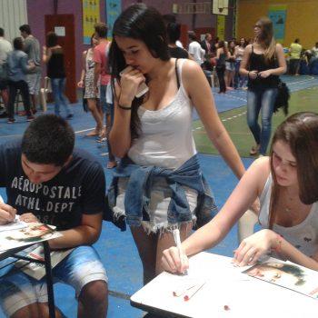 1º/10/2015 - FATEP DETALHA CURSOS EM EVENTO SOBRE PROFISSÕES - FOTO 2