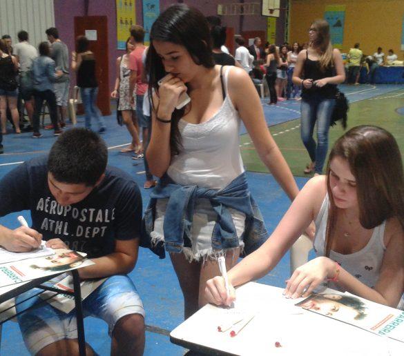 1º/10/2015 – Fatep detalha cursos em evento sobre profissões