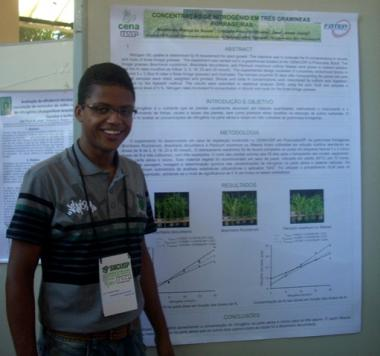 Alunos da FATEP apresentam trabalho em simpósio científico internacional da USP