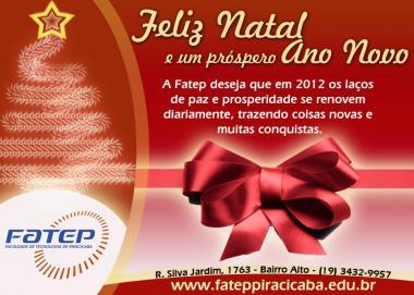 22/12 – Feliz Natal e um Ótimo 2012!