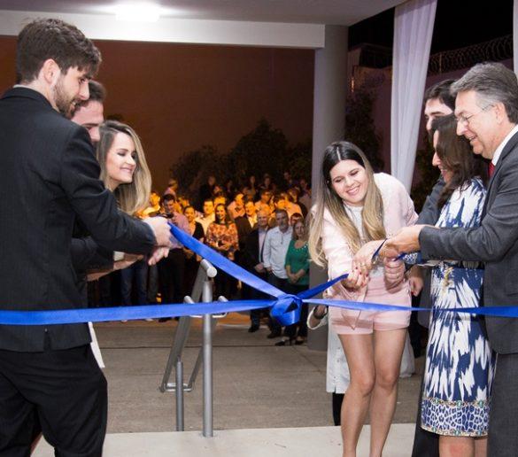 05-08-2016-DE CASA NOVA – Emoção marcou a inauguração do novo campus