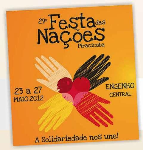 23/05 – Fatep terá estande na 29ª Festa das Nações