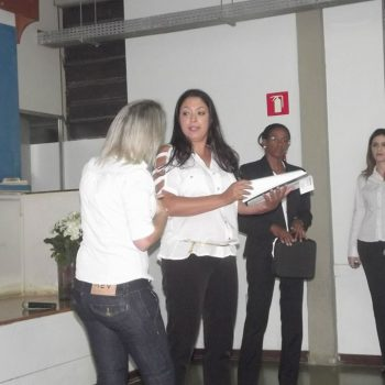 21/05/2013 - ALUNOS DE RH MINISTRAM TREINAMENTO AOS CALOUROS DE PRODUÇÃO INDUSTRIAL - FOTO 3