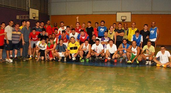 02/12/2014 – Campeonato de futsal marca início das confraternizações da Fatep