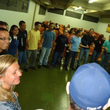 16/11 - TREINAMENTO DE ALUNO PARA ALUNO - FOTO 2