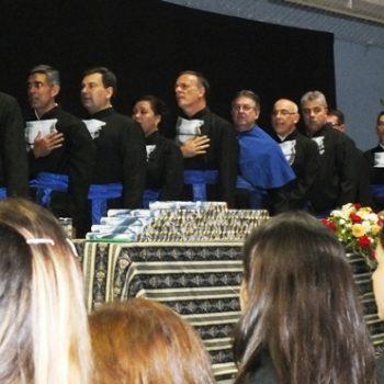 18/02/2014 - FATEP REALIZA COLAÇÃO DE GRAU DE 135 ALUNOS - FOTO 1