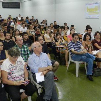 02/02/2016 - PALESTRA MOTIVACIONAL MARCA RECEPÇÃO AOS CALOUROS DA FATEP - FOTO 4