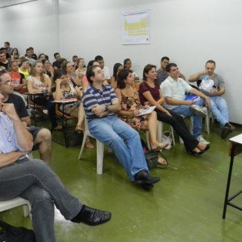 02/02/2016 - PALESTRA MOTIVACIONAL MARCA RECEPÇÃO AOS CALOUROS DA FATEP - FOTO 9
