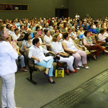 02/10/2013 - SARAU DA FACULDADE DA TERCEIRA IDADE DA FATEP ENCERRA 5ª EDIÇÃO DO CULTURA E MOVIMENTO - FOTO 21