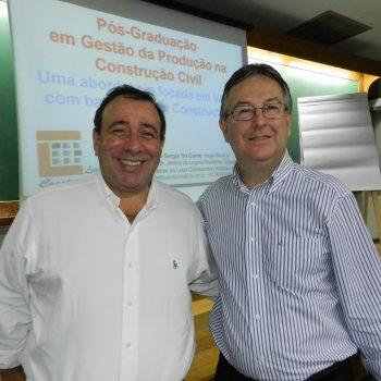 30/04/2015 - GALERIA - FATEP PROMOVE PALESTRA GRATUITA SOBRE NOVO MODELO DE GESTÃO NA CONSTRUÇÃO CIVIL - FOTO 1