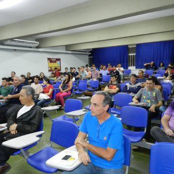 30/04/2015 - GALERIA - FATEP PROMOVE PALESTRA GRATUITA SOBRE NOVO MODELO DE GESTÃO NA CONSTRUÇÃO CIVIL - FOTO 2