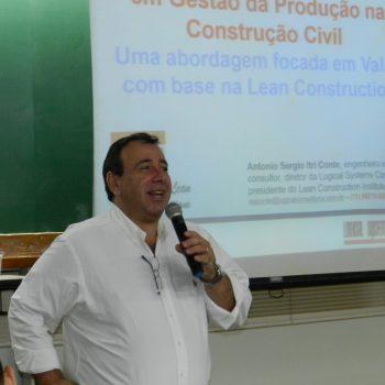 30/04/2015 - GALERIA - FATEP PROMOVE PALESTRA GRATUITA SOBRE NOVO MODELO DE GESTÃO NA CONSTRUÇÃO CIVIL - FOTO 4