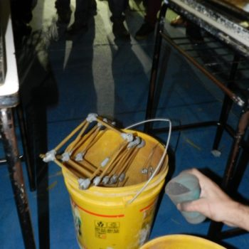 15/06/2015 - GALERIA - ALUNOS DA FATEP PROMOVEM DOAÇÃO DE ALIMENTOS EM PROJETO ACADÊMICO - FOTO 24