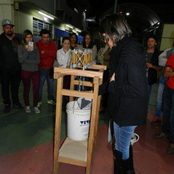 16-06-2016-ALUNOS PARTICIPAM DO DESAFIO PONTE DE MACARRÃO DA FATEP - FOTO 16