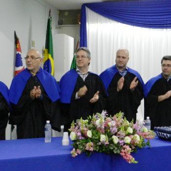 17/07/2015 - FATEP FORMA 12ª TURMA DO CURSO DE TECNOLOGIA EM GESTÃO DA PRODUÇÃO INDUSTRIAL - FOTO 1
