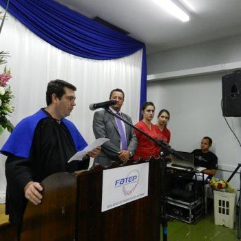 17/07/2015 - FATEP FORMA 12ª TURMA DO CURSO DE TECNOLOGIA EM GESTÃO DA PRODUÇÃO INDUSTRIAL - FOTO 4