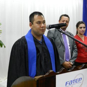 17/07/2015 - FATEP FORMA 12ª TURMA DO CURSO DE TECNOLOGIA EM GESTÃO DA PRODUÇÃO INDUSTRIAL - FOTO 6