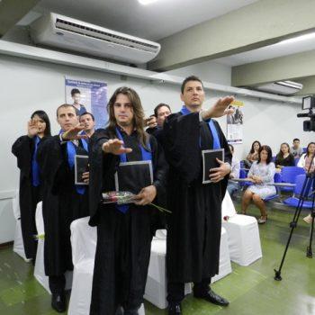 17/07/2015 - FATEP FORMA 12ª TURMA DO CURSO DE TECNOLOGIA EM GESTÃO DA PRODUÇÃO INDUSTRIAL - FOTO 7
