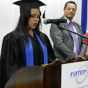 17/07/2015 - FATEP FORMA 12ª TURMA DO CURSO DE TECNOLOGIA EM GESTÃO DA PRODUÇÃO INDUSTRIAL - FOTO 18