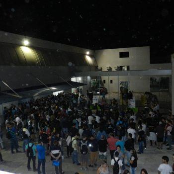 09-08-2016-COM MÚSICA, FATEP RECEBEU ALUNOS NO NOVO CAMPUS - FOTO 17