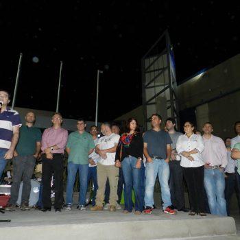 09-08-2016-COM MÚSICA, FATEP RECEBEU ALUNOS NO NOVO CAMPUS - FOTO 21