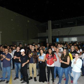 09-08-2016-COM MÚSICA, FATEP RECEBEU ALUNOS NO NOVO CAMPUS - FOTO 23