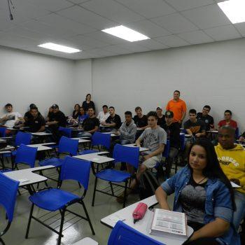 09-08-2016-COM MÚSICA, FATEP RECEBEU ALUNOS NO NOVO CAMPUS - FOTO 30