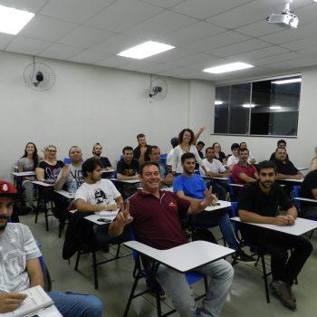 09-08-2016-COM MÚSICA, FATEP RECEBEU ALUNOS NO NOVO CAMPUS - FOTO 36
