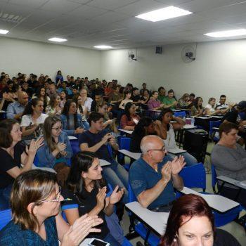 14-10-2016-COBERTURA FOTOGRÁFICA - PALESTRA SOBE TERCEIRIZAÇÃO E ENTREGA DE CERTIFICADOS PARCIAIS - FOTO 5