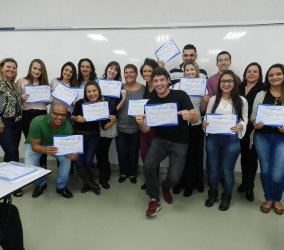 14-10-2016-COBERTURA FOTOGRÁFICA – Palestra sobe terceirização e entrega de certificados parciais