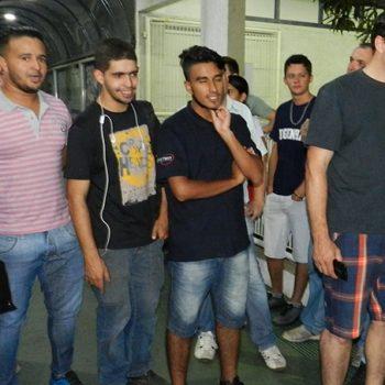 26-11-2015-ALUNOS DE ENGENHARIA CIVIL DA FATEP ENFRENTAM O DESAFIO PONTE DE MACARRÃO - FOTO 12