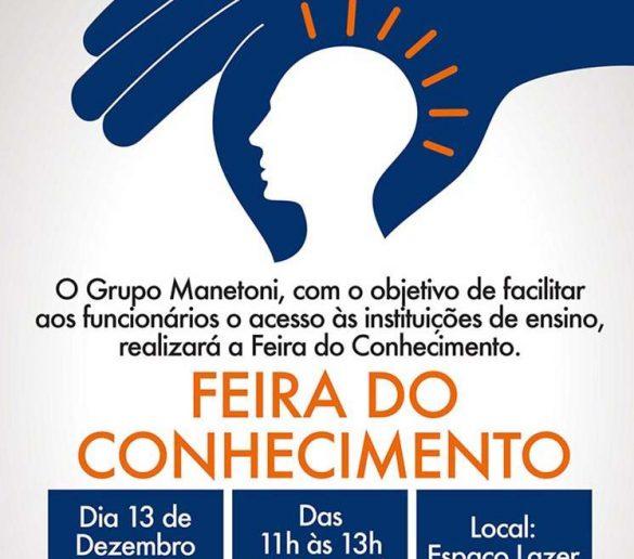 13/12/2013 – Fatep participa da Feira do Conhecimento