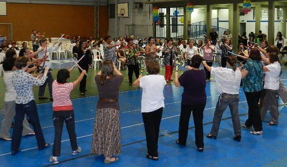 24/05 – Faculdade da Terceira Idade da Fatep se apresenta na 29ª Festa das Nações