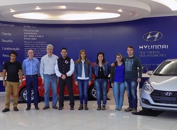 02-05-2016- Alunos da Fatep conheceram a Hyundai