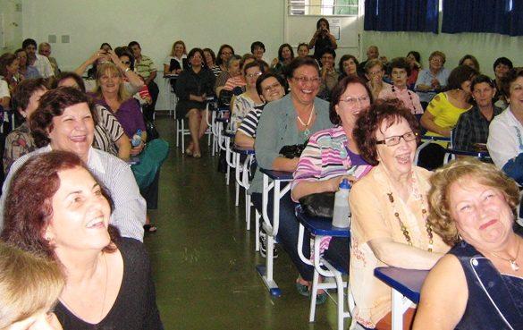 01/08 – Aula inaugural da Faculdade da Terceira Idade terá palestra sobre nutrição e qualidade de vida