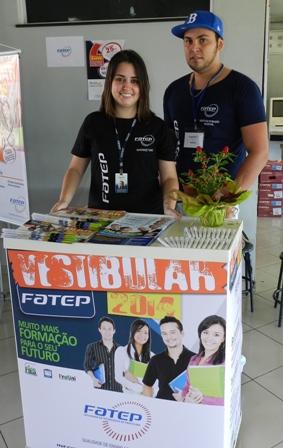 23/01/2014 – Fatep promove visitas em empresas para divulgação de cursos e descontos