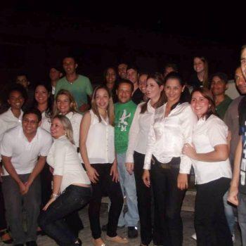 21/05/2013 - ALUNOS DE RH MINISTRAM TREINAMENTO AOS CALOUROS DE PRODUÇÃO INDUSTRIAL - FOTO 12