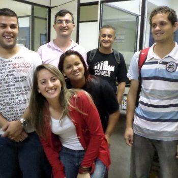 10/11/2014 - GALERIA - AFERITEC RECEBE ALUNOS DE GESTÃO DA QUALIDADE E PRODUÇÃO INDUSTRIAL DA FATEP - FOTO 24