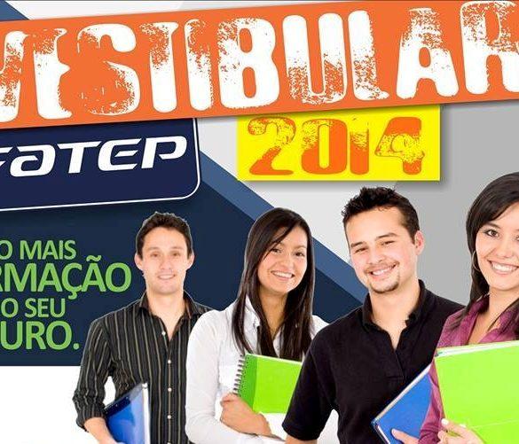 15/10/2013 – Fatep investe na preparação completa dos alunos para mercado de trabalho